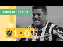 Atletico Mineiro 1:0 Fluminense