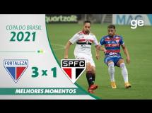 Fortaleza 3:1 Sao Paulo