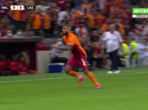 Galatasaray SK 1:0 Lazio Rzym