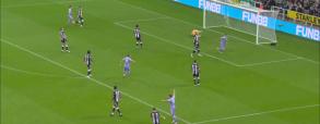 Newcastle United 1:1 Leeds United