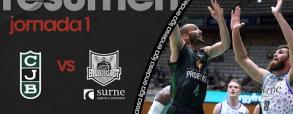 Joventut 92:73 Bilbao Basket