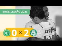 Chapecoense 0:2 Palmeiras