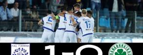 Giannina 1:0 Panathinaikos Ateny