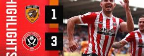 Hull City 1:3 Sheffield United