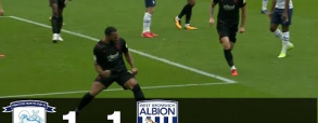 Preston North End 1:1 West Bromwich Albion