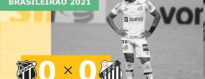 Ceara 0:1 Santos