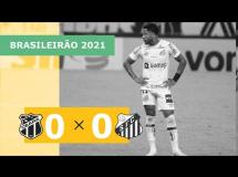 Ceara 0:0 Santos