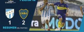 Atletico Tucuman 1:2 Boca Juniors