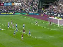 West Ham United 1:2 Manchester United