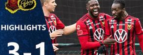 Ostersunds FK 3:1 Elfsborg