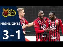 Östersunds FK 3:1 Elfsborg
