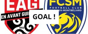 Guingamp 1:2 Sochaux