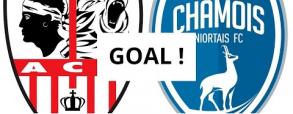 Paris FC 2:0 Nimes Olympique