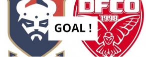 Caen 0:1 Dijon