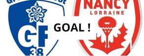 Grenoble 2:0 Nancy