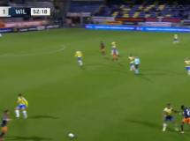 Waalwijk 1:2 Willem II