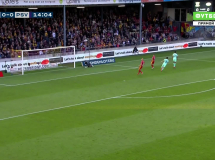 Go Ahead Eagles 1:2 PSV Eindhoven