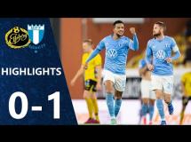 Elfsborg 0:1 Malmo FF