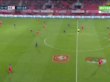 Twente Enschede 3:1 AZ Alkmaar