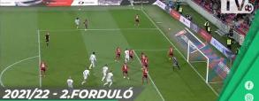 MOL Fehervar 0:1 Ferencvaros