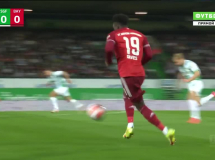 Greuther Furth 1:3 Bayern Monachium