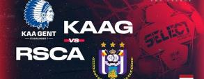 Anderlecht 1:1 Gent