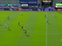 Karlsruher 1:1 Fc St. Pauli