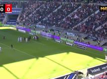 Eintracht Frankfurt 1:1 FC Koln
