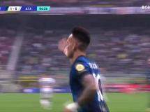 Inter Mediolan 2:2 Atalanta