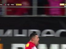 Spartak Moskwa 2:0 FC Ufa