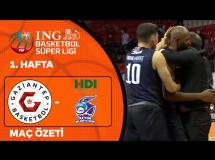 Gaziantep 86:85 Belediyespor