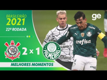 Corinthians 2:1 Palmeiras