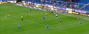 Dynamo Moskwa 2:0 Rubin Kazan