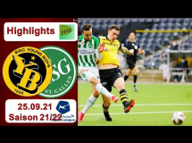 Young Boys 2:1 St. Gallen
