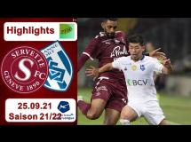Servette 3:2 Lausanne Sports