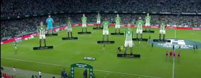 Betis Sewilla 2:0 Getafe CF