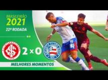 Internacional 0:1 Bahia
