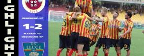 Cittadella 1:2 Lecce