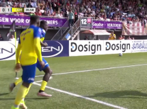 Sparta Rotterdam 0:4 Cambuur
