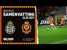 Charleroi 0:2 KV Mechelen