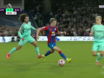 Crystal Palace 1:1 Brighton & Hove Albion