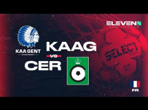 Gent 2:2 Cercle Brugge