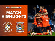 Luton 5:0 Coventry City