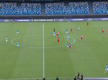 Napoli 2:3 Spartak Moskwa