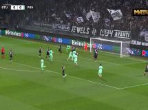 Sturm Graz 1:4 PSV Eindhoven