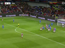 Sparta Praga 1:0 Rangers