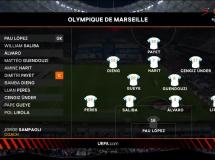 Olympique Marsylia 0:0 Galatasaray SK