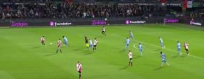 Feyenoord 2:1 Slavia Praga