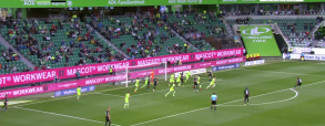 VfL Wolfsburg - Borussia Monchengladbach