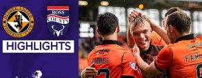 Dundee United - Ross County